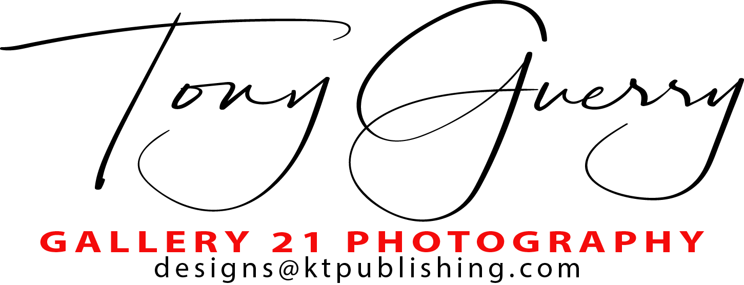Gallery 21 Photography –  Tony Guerry Logo